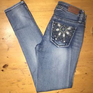 Hydraulic Lola Skinny Jeans 5/6
